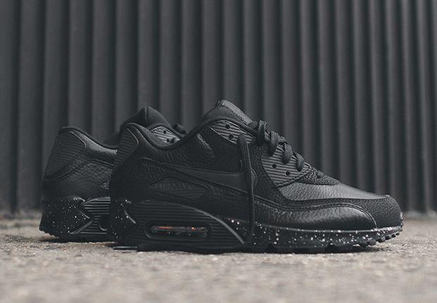 Nike Air Max 90 Premium Oreo Sneakernews Com Schoenen