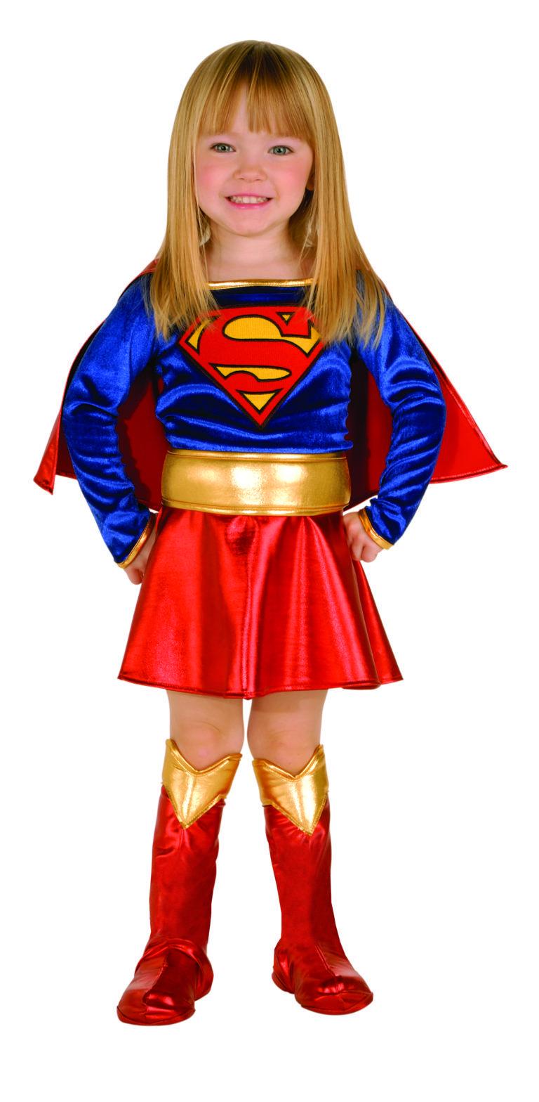Super Girl Costume for Little girls  sc 1 st  Pinterest & Super Girl Costume for Little girls | Kidsu0027 Halloween Costumes ...