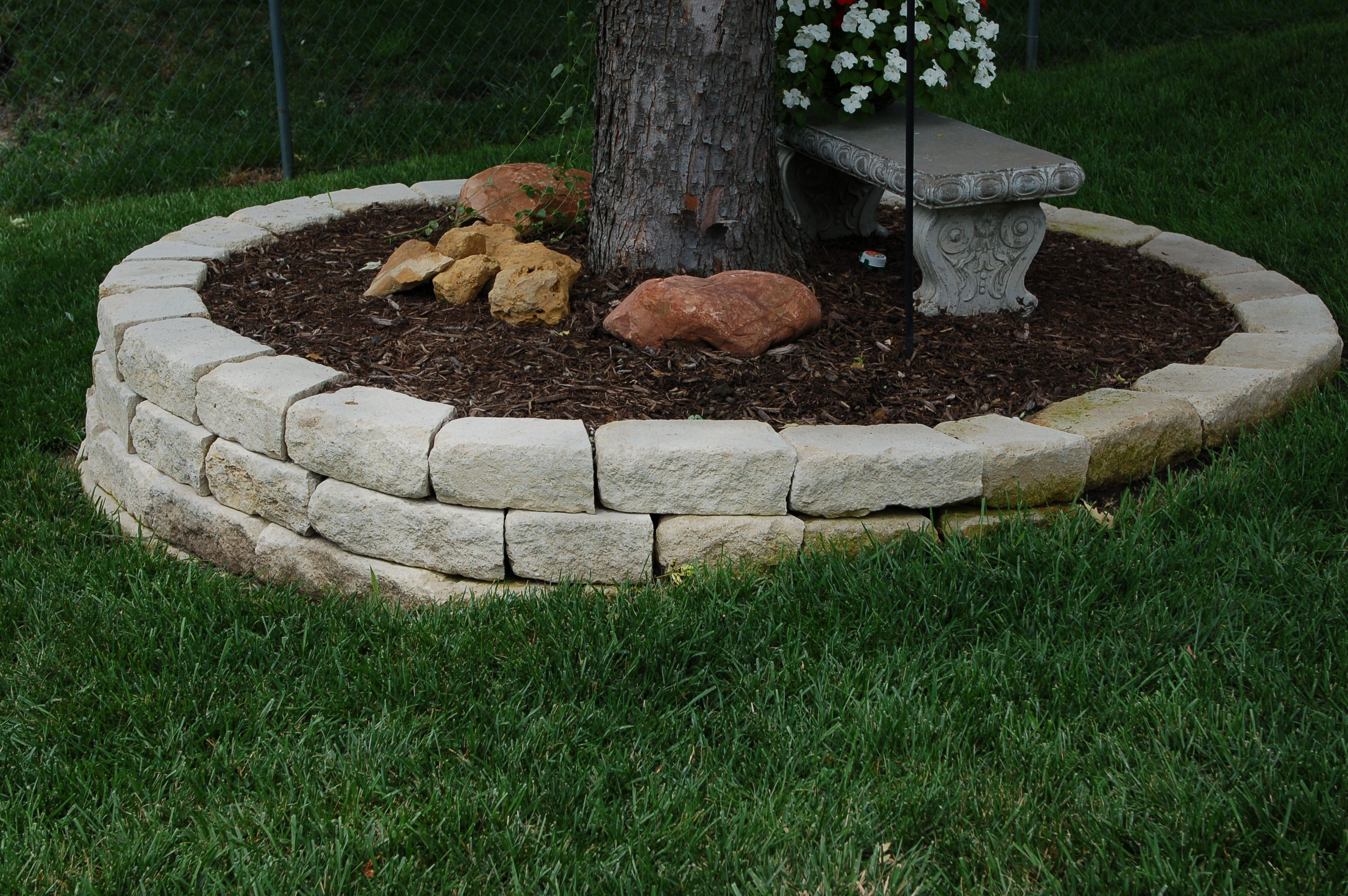 Homepage Landscaping Retaining Walls Diy Tree Rings Landscaping Trees