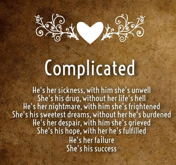 Complex Love Poems Romantic Poems For Her Love Poems Love