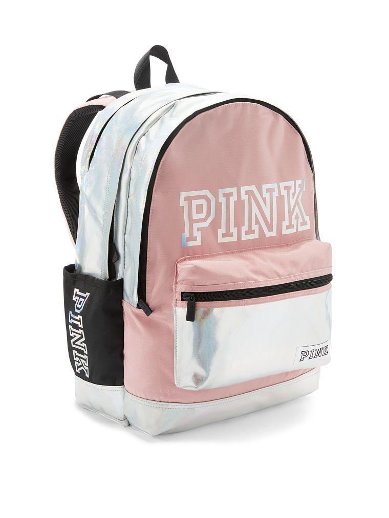 eafcd6ce77a Campus Backpack - PINK - Victoria's Secret | W A N T. in 2019 | Cute ...