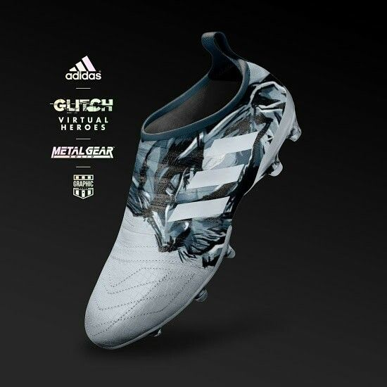 new style 8eac6 7fc98 Spectacular adidas Glitch Virtual Heroes Metal Gear Solid