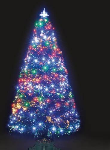 8 Artificial Christmas Trees With Led Lights For Your Home