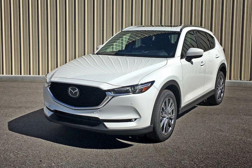 2019 Mazda Cx 5 Turbo Awd Review Even Better Under Pressure Automobile Magazine Automobile Mazda Cx5 Mazda First Cars