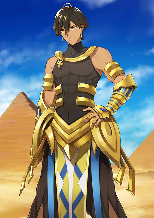 Rider - Ramsés II - Fate/Prototype Fragments of Blue and Silver - Fate/Grand Order