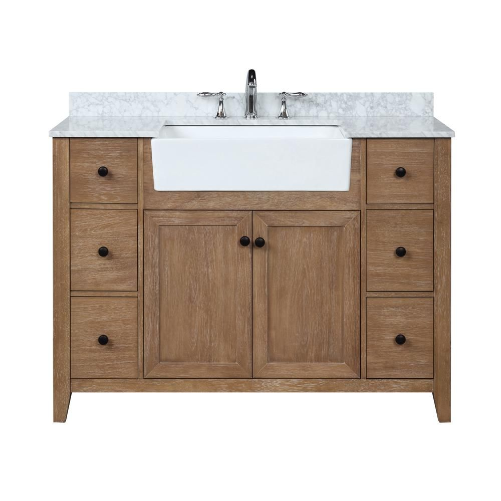 30+ Ash wood bathroom vanity ideas