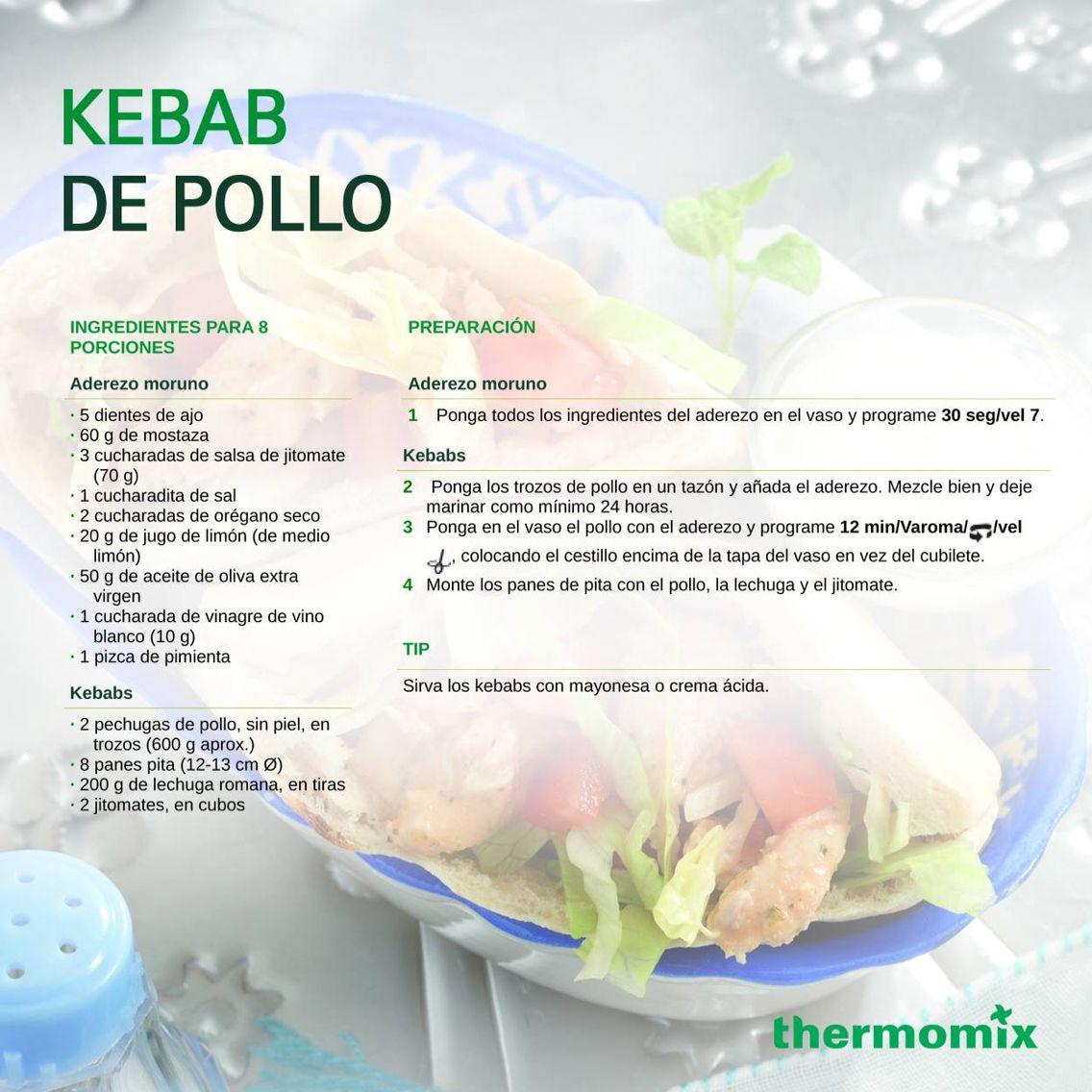 Kebab De Pollo Kebab De Pollo Kebab Salsa De Jitomate