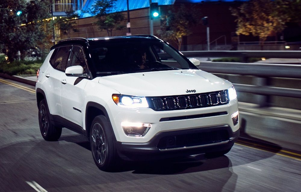 Indian Built Jeep Compass Here Soon There S An All New Jeep Suv