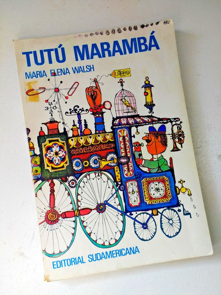 Tutu Maramba Maria Elena Walsh En Espanolin Spanish My Ebay
