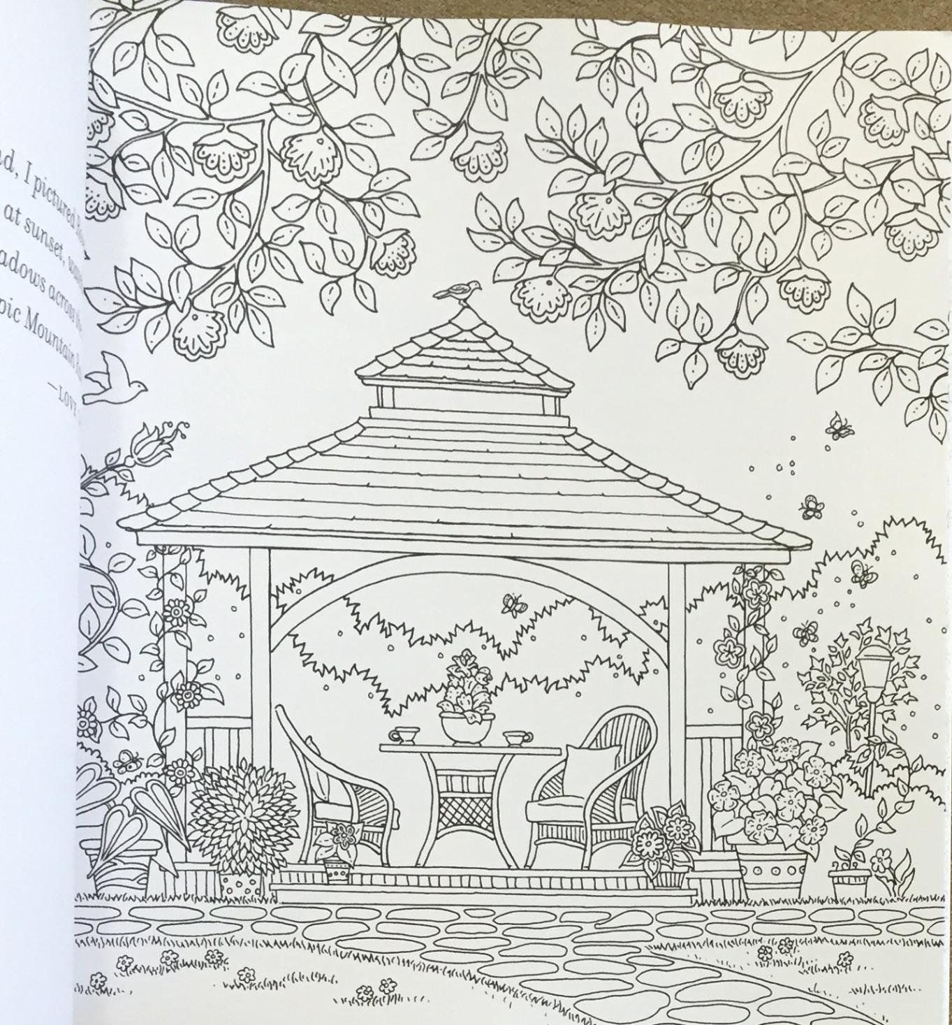 The world of debbie macomber come home to for Debbie macomber coloring book pages