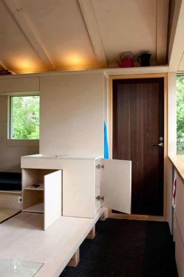 Superior 20 Smart Micro House Design Ideas That Maximize Space
