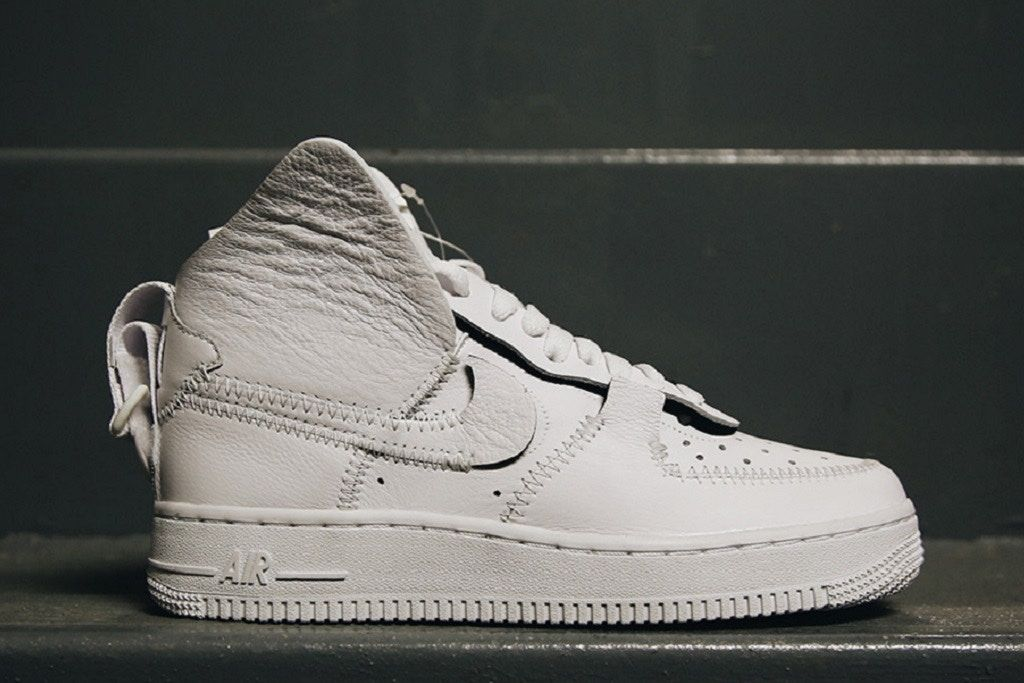 Public School & Nike Officially Unveil White Nike Air Force