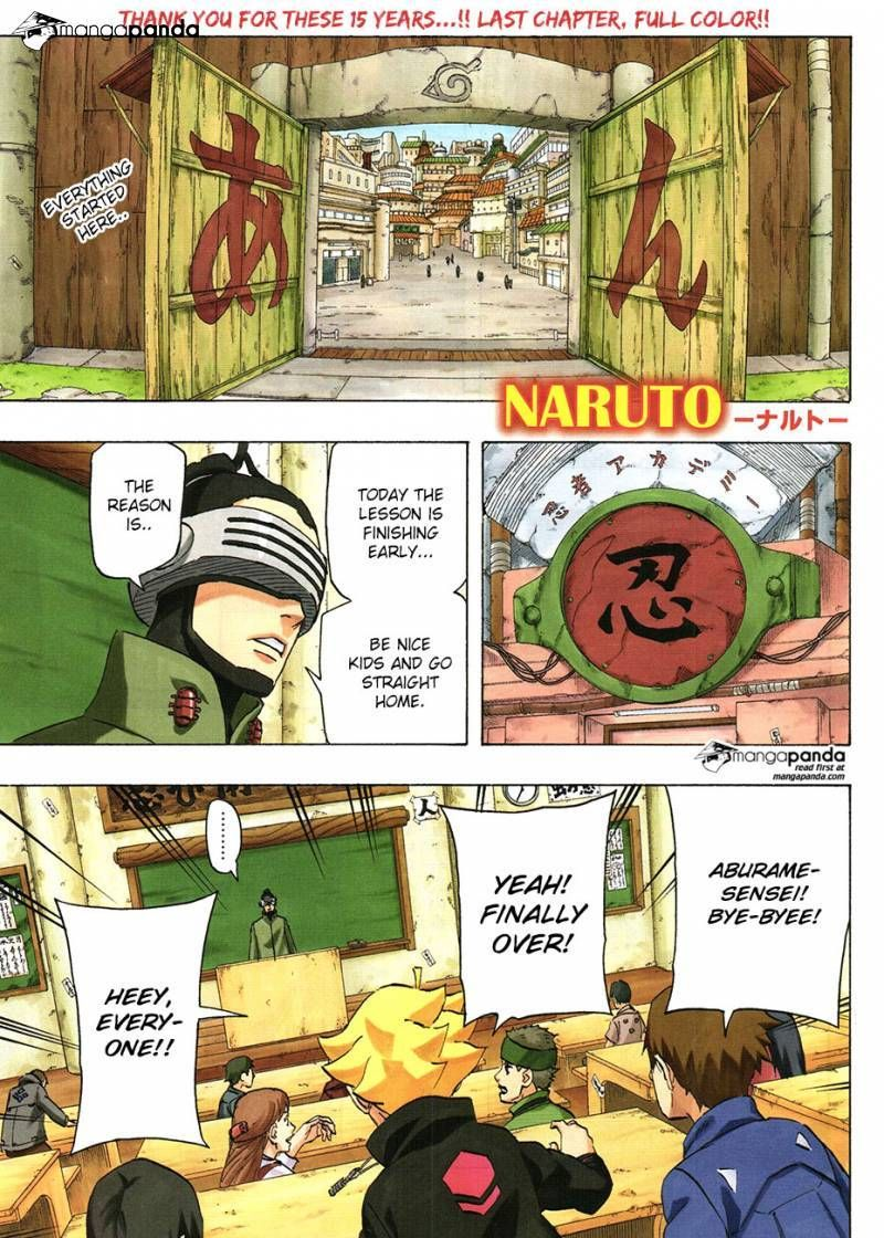 Naruto chapter 558 online dating