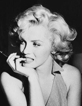 Marilyn Monroe Frisur Lovely Ladies Pinterest Marilyn Monroe
