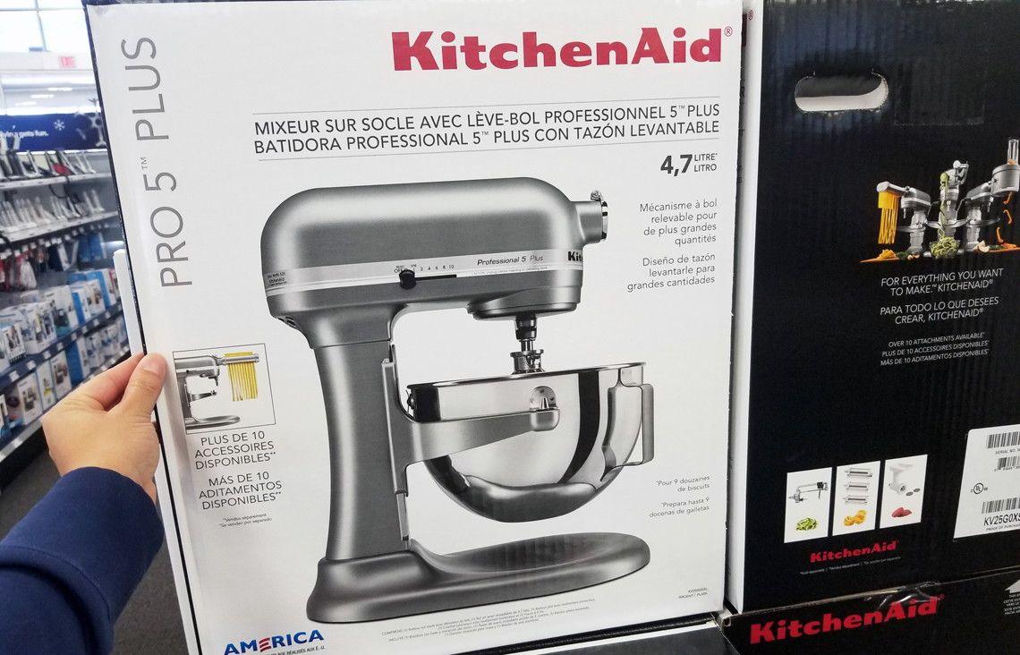 KitchenAid Stand Mixer, 220 at Best Buy Reg. 500
