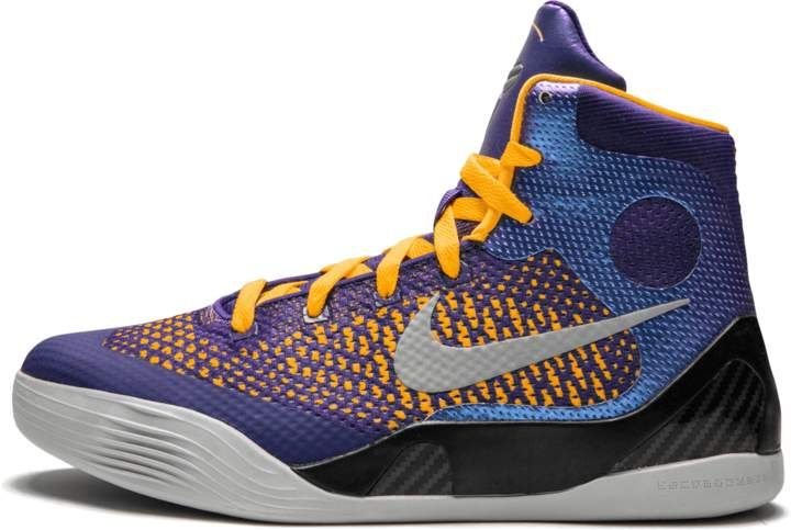 5d1847127c48 Nike Kobe 9 Elite (GS) Court Purple White