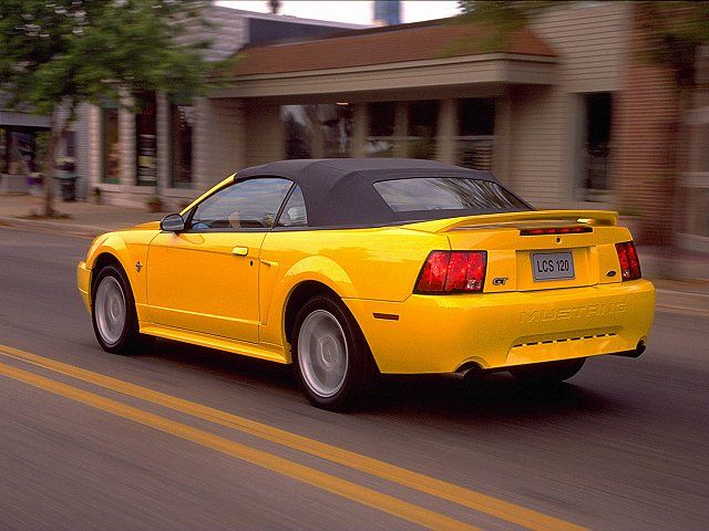 The 30 Best American Performance And Muscle Cars From The 1990s Mustang Gt Ford Mustang Gt Mustang