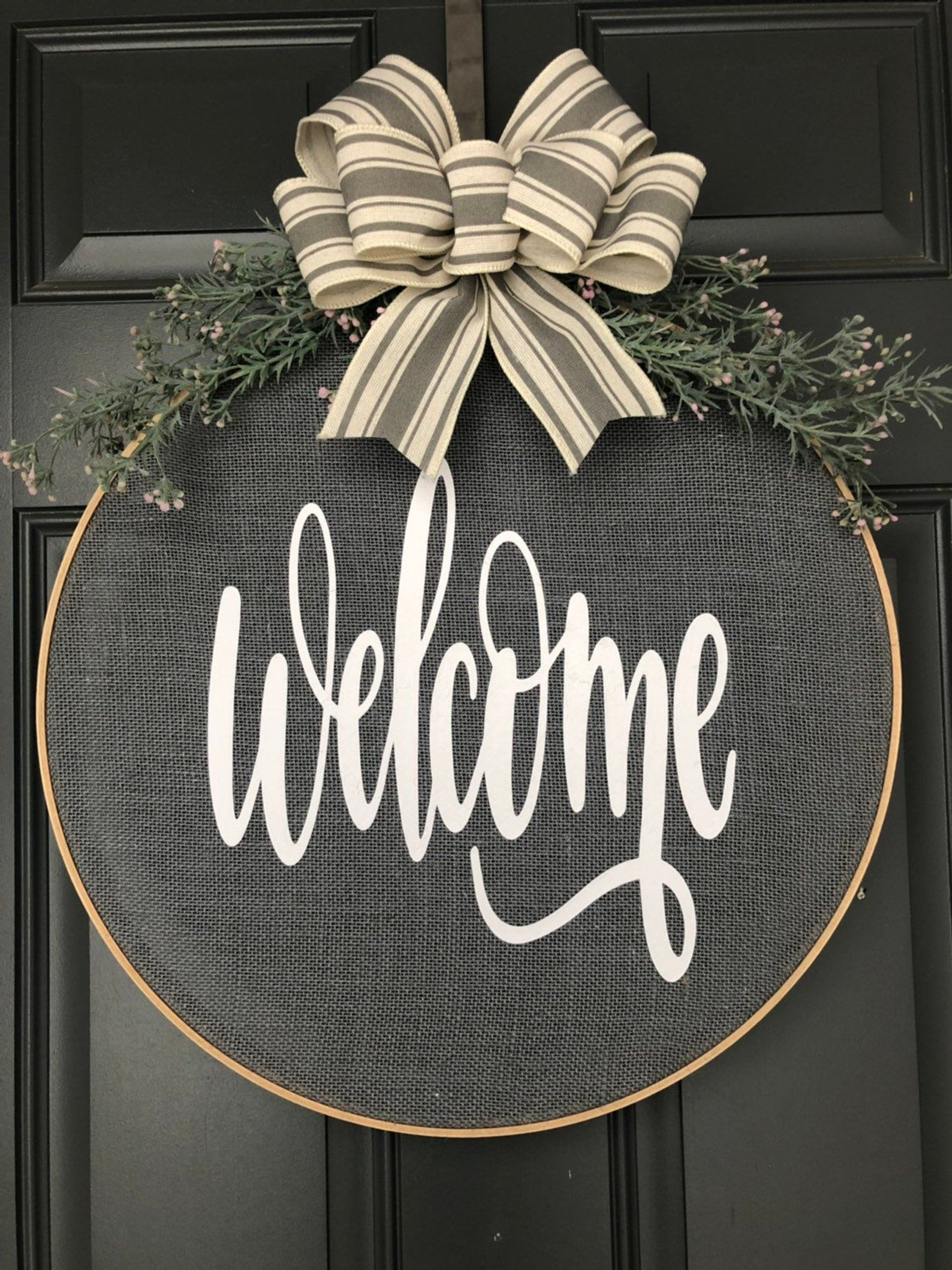 Photo of Wreaths for front door, Spring Wreaths for Front Door, Wreath for Front Door, Spring Wreath, Door Decor