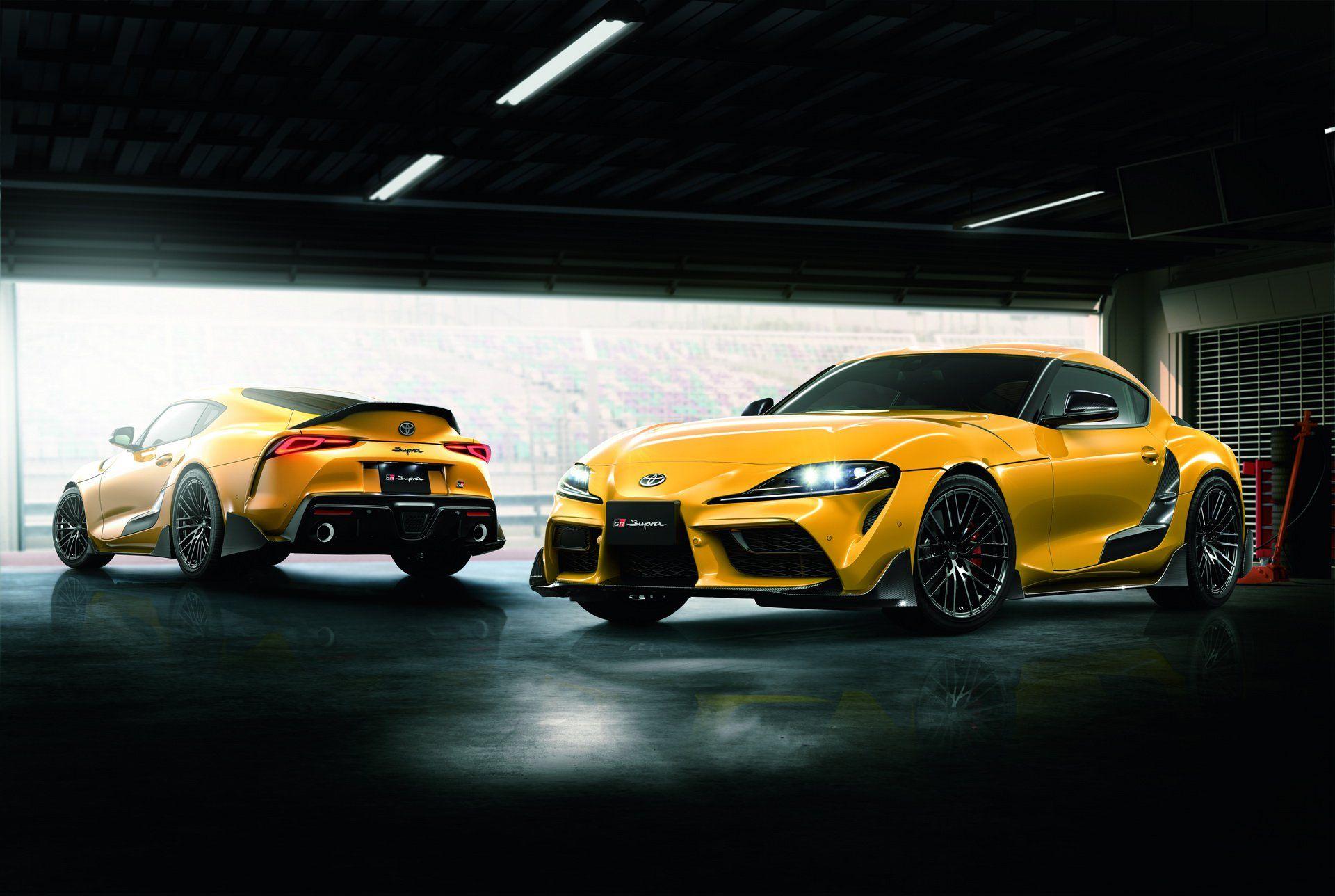 Toyota Gr Supra 2020 Toyota Supra New Toyota Supra Toyota