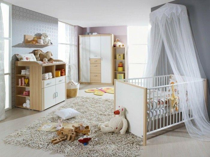 Babyzimmer Ideen Worauf sollte man seine Aufmerksamkeit