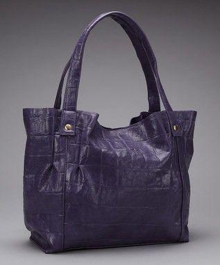 Love handbags, Love purple!