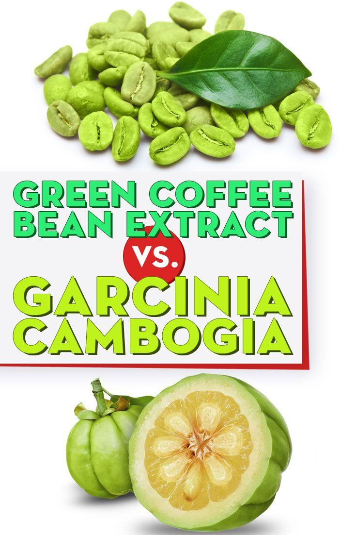 Green Coffee Extract Vs. Garcinia Cambogia Green coffee