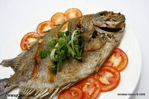 Filipino Food Fish