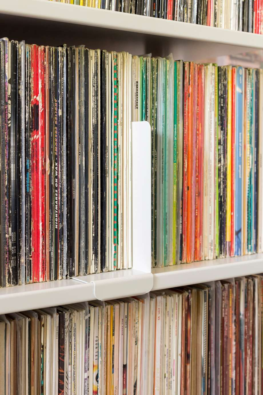 Bookends Are Useful For Segregating Categories, Or For Stopping The Weighty  LPs From Falling Over