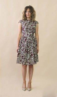 j j Studio Lilou Liberty Print Dress