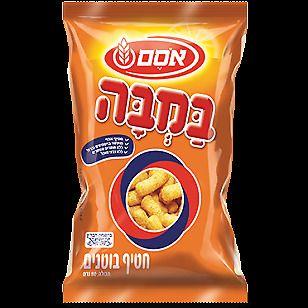 Israeli Bamba Osem Peanut salty snack original taste kosher food ...