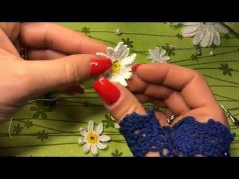 Margherita Al Uncinettoeasy Crochet Flower Youtube Crochet