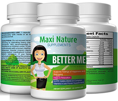 Maxi Nature Supplements Better Me Review