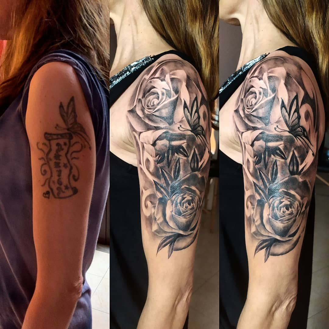 Cover up tattoo tattoos tat toptags ink inked