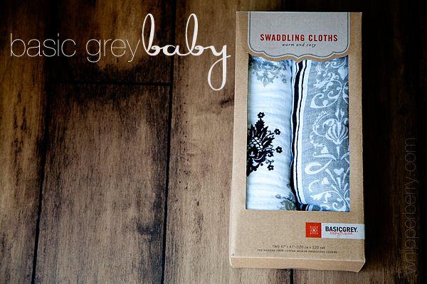 Basic Grey Baby & Child | Giveaway