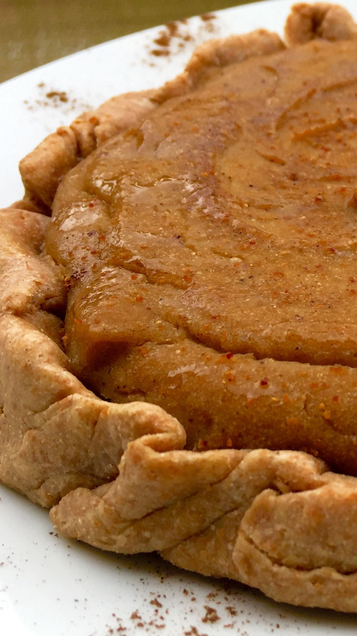 Garbanzo Bean Pie Alkaline Vegan Recipes Plant Based