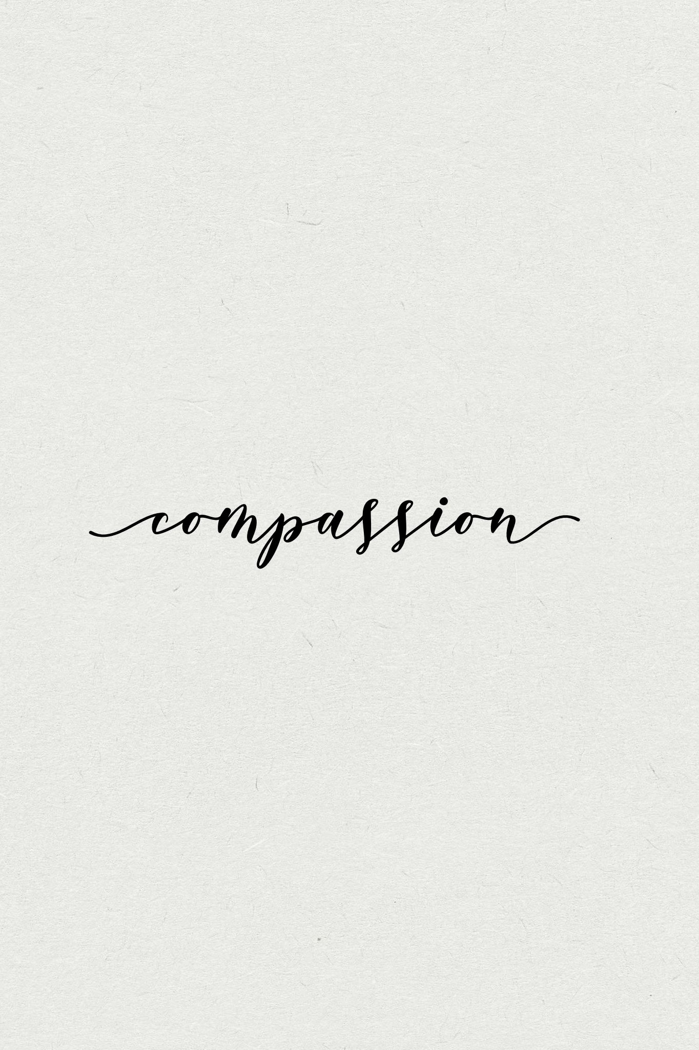 Inspiration  One word quotes, Calligraphy words, Self love quotes