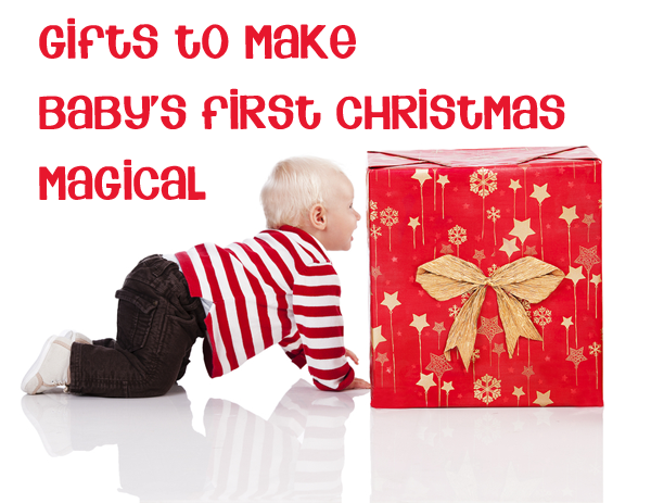 Gifts for Baby's First Christmas | Gift, Holidays and Babies
