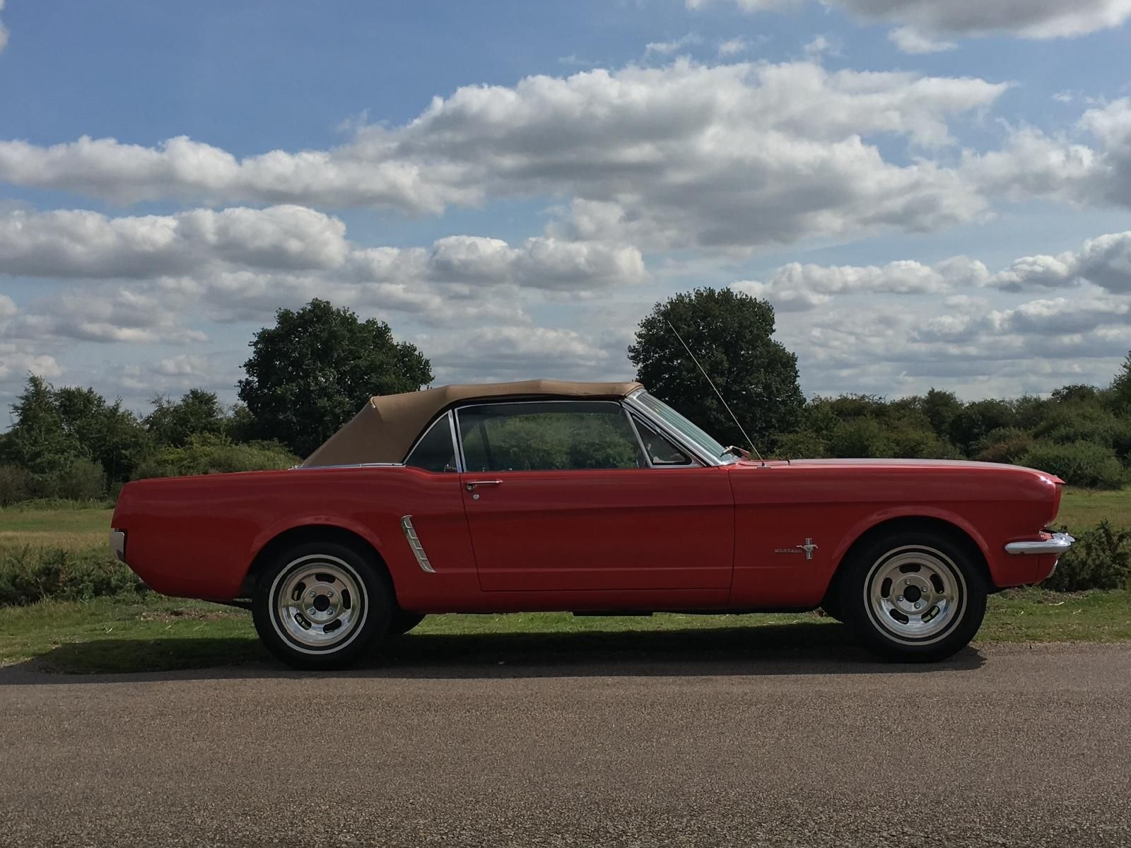 User Guide · 1965 ford mustang convertible, 3 speed manual