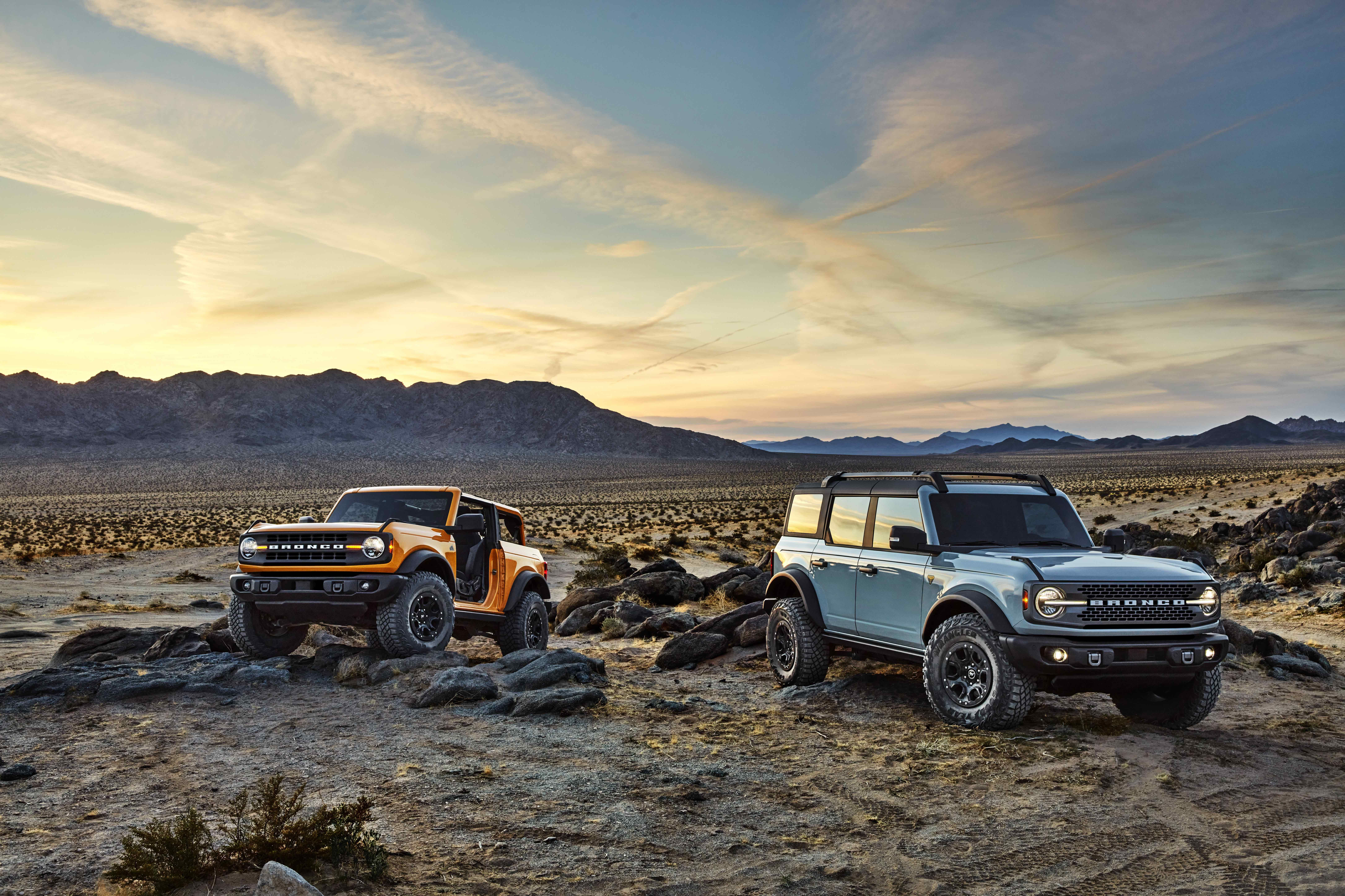 2021 Ford Bronco Comes Out Kicking With Impressive Specs And