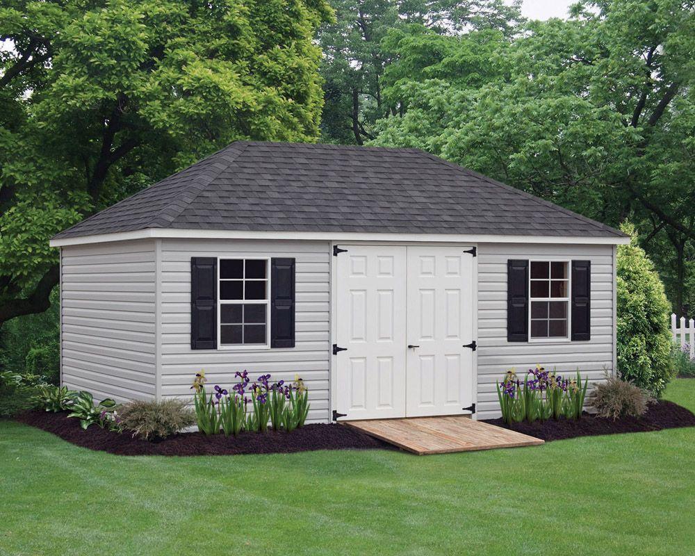 Vinyl Provincial House Exterior Color Schemes Outdoor Sheds Gray House Exterior