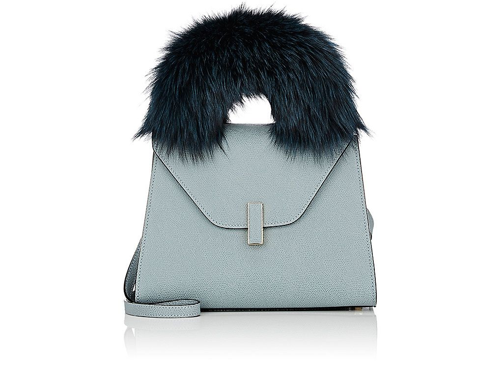 Valextra Valextra Bags Hand Bags Fur Valextra Fur Bags