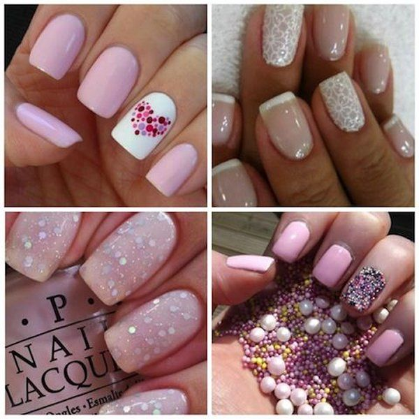 Trends Of Wedding Nail Art Designs 2014 For Women Cute Nails Diy