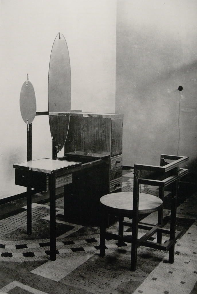 Bauhaus back in the day. For the Home Pinterest