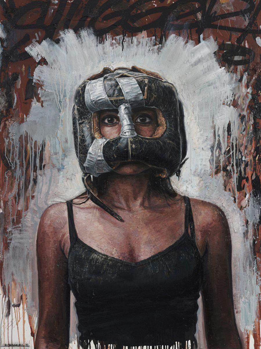 """Raw Potential (Slugger)"" by Tim Okamura Tim okamura"