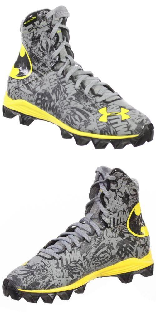 Youth 159118: Under Armour Youth Football Shoes Highlight Rm Alter Ego Jr Grey Batman 4Y -> BUY IT NOW ONLY: $59.99 on eBay!