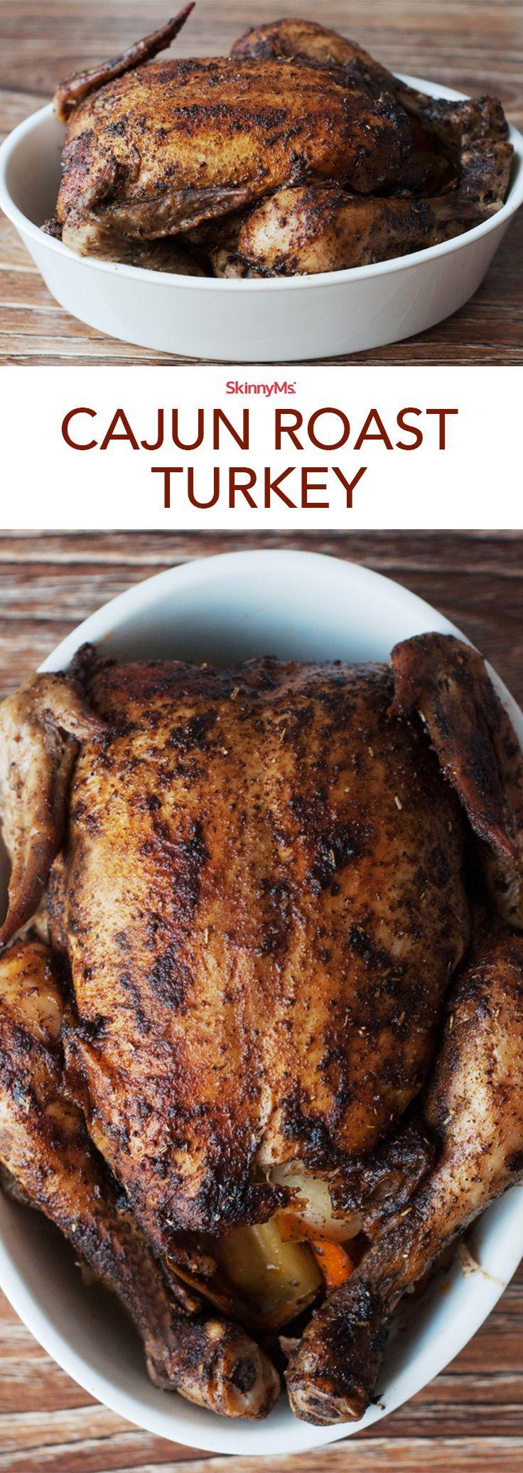 Photo of Cajun Roast Turkey