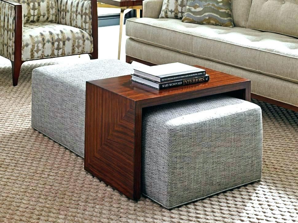 Best To Choose Large Square Ottoman Fabric Coffee Table Storage Ottoman Coffee Table Upholstered Coffee Tables