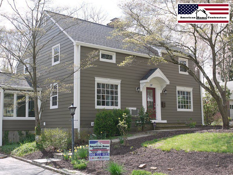 James Hardie Siding Projects | American Home Contractors http ...