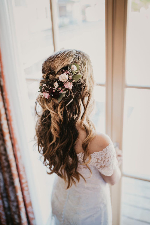 Brautfrisur - Hochzeitsfotografie