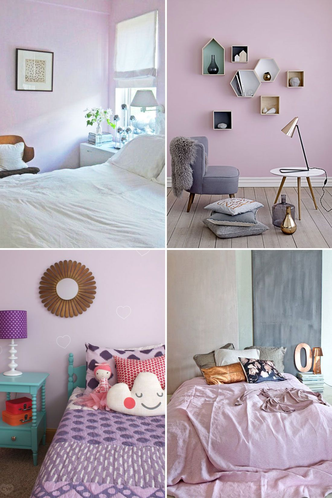 The 3 Most Relaxing Colors For Your Bedroom